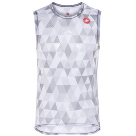 Castelli Pro Mesh Sleeveless Baselayer Jersey Men multicolor grey